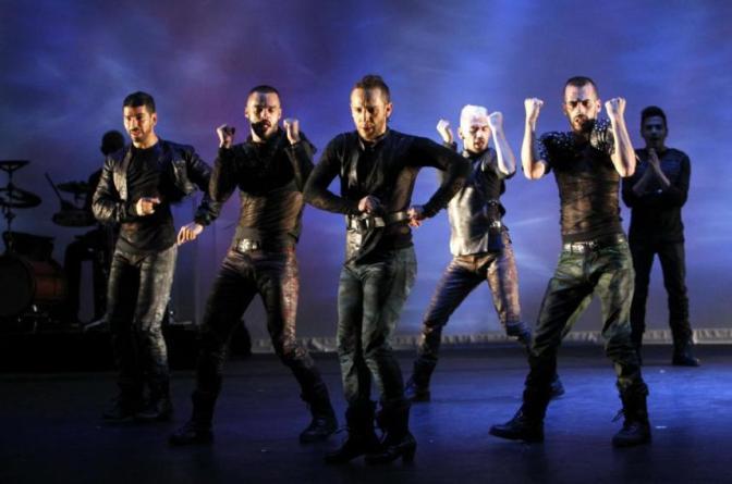 """""""Titanium"""" de Rojas y Rodriguez. Flamenco/Hip hop. La fusión del Arte."""