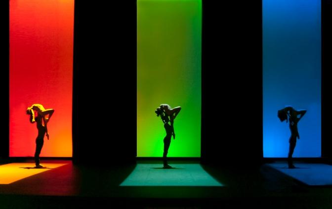 Diseños iluminación escénica de Luis Perdiguero