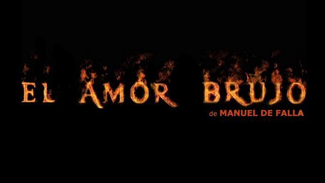 La música y el diseño de iluminación: El Amor Brujo de Rojas y Rodriguez.