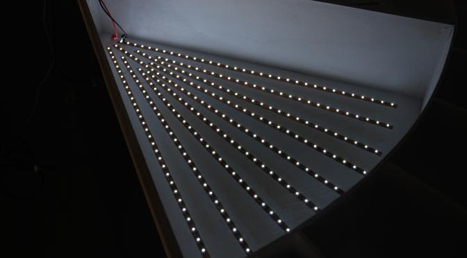 Iluminación Led para Teatro