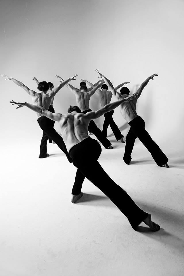 """АРХИТЕКТУРА ЗВУКА""  de Konstantin Semenov y Kirill Radev. Ballet de Moscow"