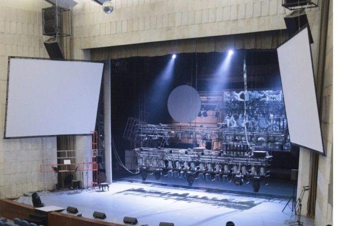 La iluminación led en teatro y danza
