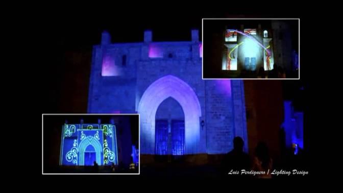 Diseños iluminación Multimedia-Gran Formato