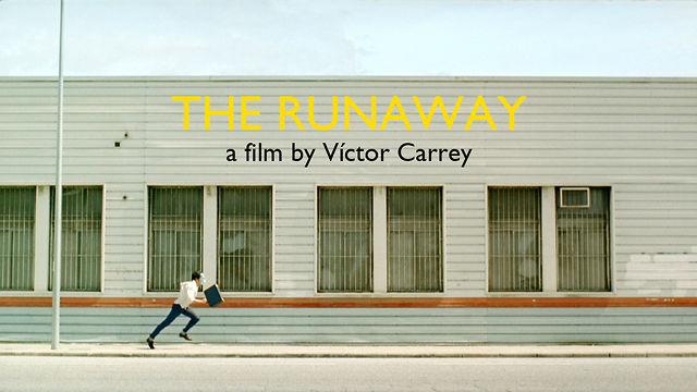 """La huida"" de Victor Carrey"