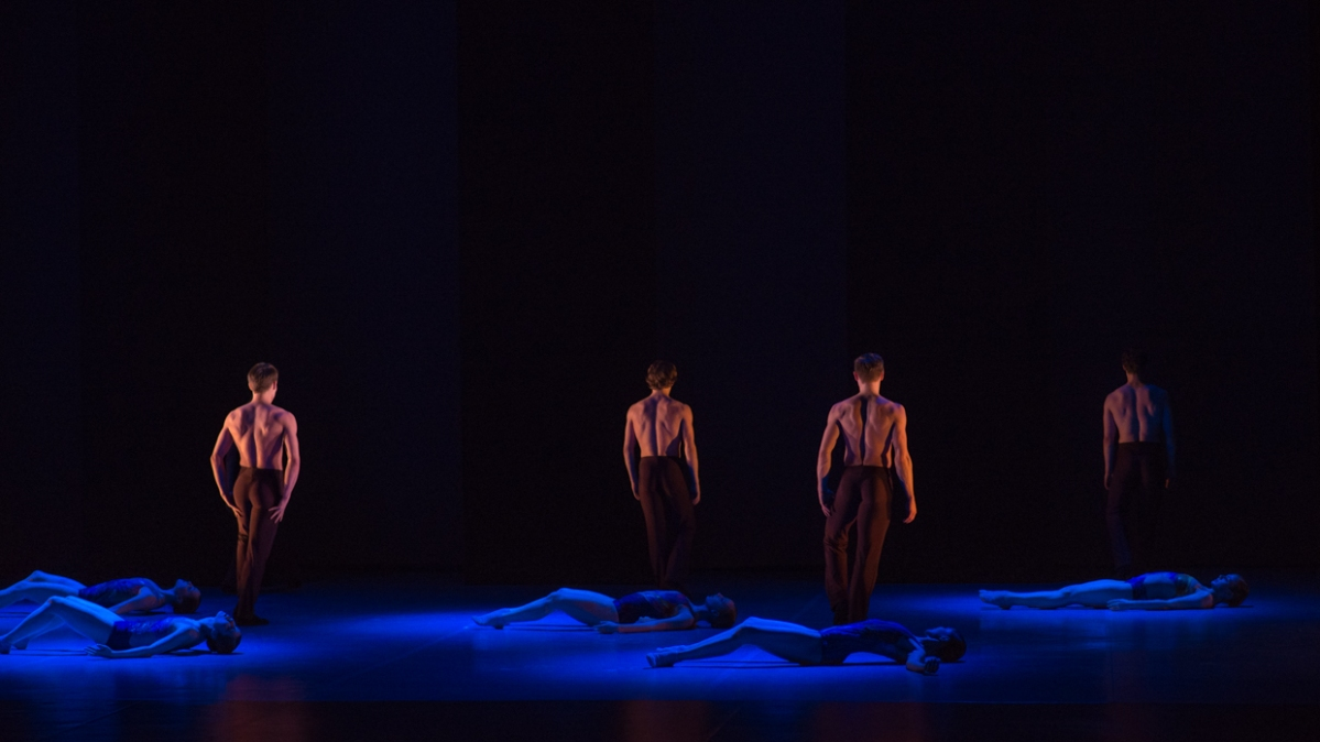 Diseños de iluminación para danza
