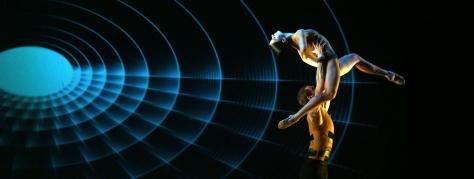 Diseños iluminación para danza