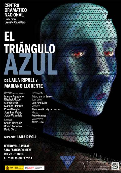 """Dossier de Prensa """"El Triángulo Azul"""" (Críticas teatro)"""