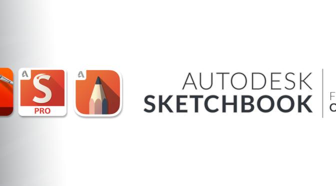 Las Mejores Aplicaciones de uso para las Artes Escénicas: Hoy AUTODESK SKETCHBOOK