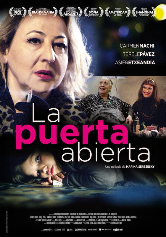"""""""La Puerta Abierta"""" de Marina Seresesky (estreno el 2 de Septiembre)"""