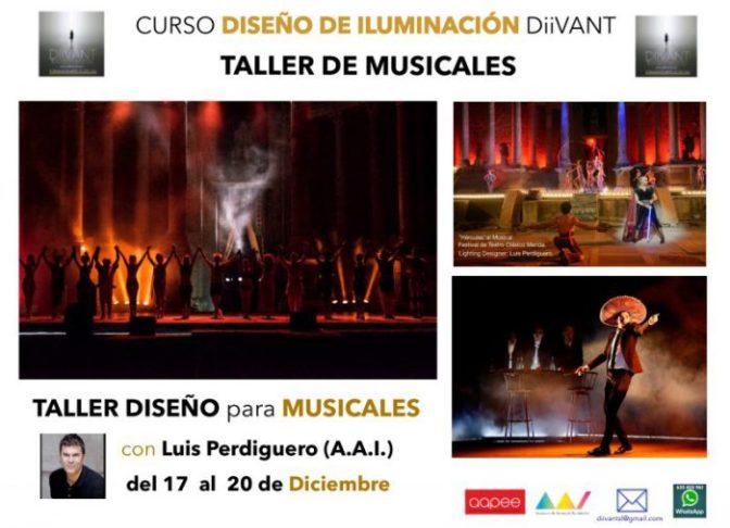 TALLER DE DISEÑO PARA MUSICALES – DiiVANT
