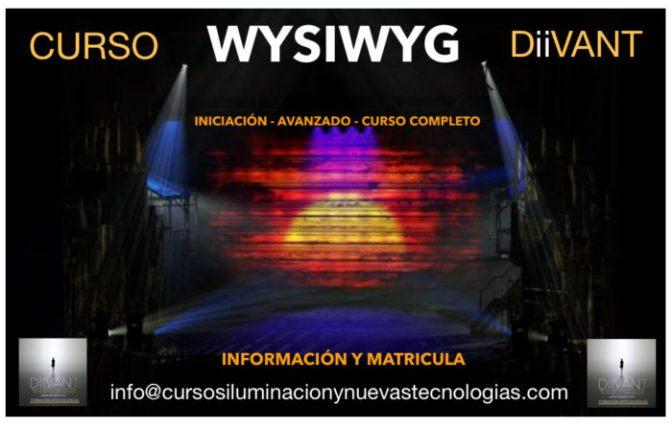CURSOS WYSIWYG